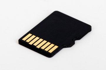 """איך הצלחתי לשחזר קבצים מכרטיס זיכרון שננעל ונתן שגיאת """"נא הכנס דיסק לכונן"""""""